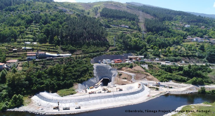 Tâmega Hydro Complex: Iberdrola's flagship project in Portugal